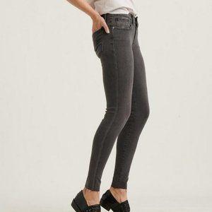Lucky Brand Lolita Skinny Black Jean